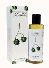 Cold Pressed Castor Oil For Hair & Skin Care 200 ML