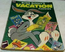 Bugs Bunny Vacation Funnies 3, (FN- 5.5) 1953, 100 pages! 40% off Guide