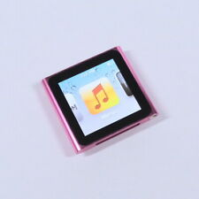 Apple iPod Nano 16GB 6th Gen Generation Pink MP3 WARRANTY