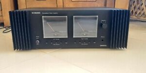 ONKYO M8000,vintage power amplifier,JAPAN