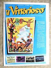 IL VITTORIOSO n.45 anno 1951 RISTAMPA supplemento al numero di Avvenire