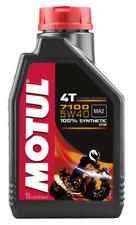 Aceite Motos 4T Motul 7100 5W40, 1 litro