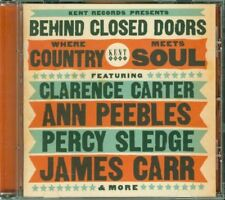 Behind Closed Doors Where Country Meets Soul (Neville/Burke/Sledge) Cd Perfetto