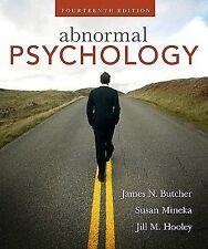 Abnormal Psychology Core Concepts by Susan Mineka, Robert Carson, Jill M. Hool