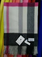 100% Pure Cashmere Scarf | The House of Cashmere | Flisk Pink | Soft & Warm