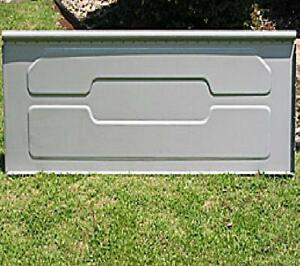 Front Bed Panel Embossed Dodge 1951 - 1968 Original Power Wagon Pickup Truck