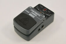 Behringer tu300 guitarras sintonizador Bass sintonizador Chromatic pedal interruptor nuevo; k66 373