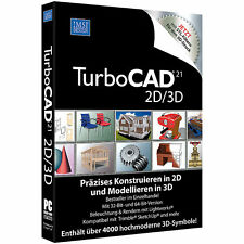 IMSI TurboCAD 2D/3D V.21