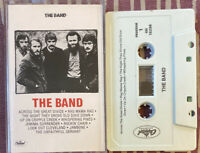 "The Band - Self-Titled 1969 Cassette w ""Up on Cripple Creek"" Robbie Robertson"