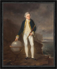 Captain Cook on the coast of New South Wales Joseph Backler  Faks_B 02712