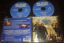 UNE EPOQUE FORMIDABLE TRES RARE FILM EN DOUBLE CDI INTERACTIF VIDEO CD