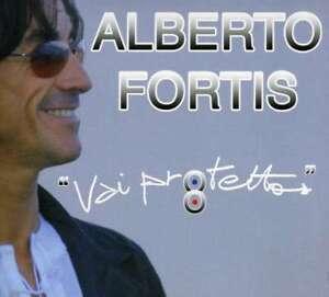 Vai Protégé - Alberto Fortis CD Gatti Promotion