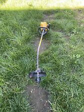 MCculloch Tm 210 Petrol Strimmer Serviced Runs Well new parts fitted