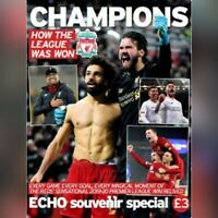 Liverpool FC - Liverpool Echo Commemorative Champions Souvenir Special 2019/2020