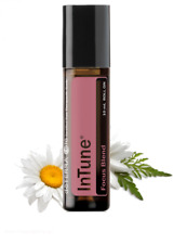 doTERRA InTune Focus 10ml Therapeutic Blend Essential Oil Aromatherapy FreePost*