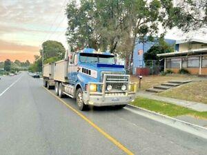 1997 International Transtar 4700 Tipper truck