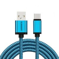 FAST BATTERY CHARGING CABLE LEAD 2A Type C 3.1 USB FOR ZTE Blade V8 Pro Mobile