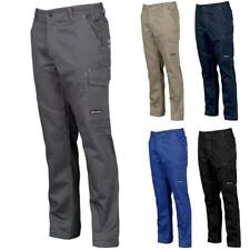 Pantalone da lavoro multistagione multitasche Worker Stretch Payper Smoke M