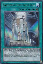 Santuario Fedele della Luce YU-GI-OH! SDLI-IT024 Ita ULTRA RARA 1 Ed.