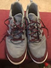 Mississippi State Bulldogs Team Issued Adidas Tennis Shoes Size 16 Med Fit EUC