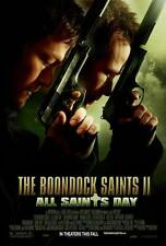 THE BOONDOCK SAINTS II: ALL SAINTS DAY Movie POSTER 27x40 Julie Benz Sean