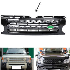 For Land Rover Discovery LR3 2005-2009 Black Front grille replace trim