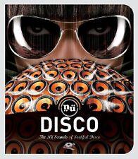 NU DISCO (HOT TODDY, LOVEBIRDS, WAGON COOKIN', SMOKE N' MIRRORS,...) CD NEU