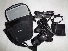 Fujifilm FinePix HS Series HS30EXR 16.0MP Digital Camera - Black...