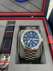 Fortis Aeromaster PC-7 Day Date COSC Limited Edition of 300