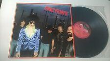 LP Rock Factory - Black Stamp (9 Song) COBRA / MUSIC DISTRIBUTOR