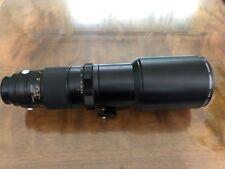 Rare Konica Hexanon 400mm f 4.5 Lens Serial 7530313
