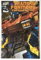 Transformers War Within #1 (Of 6) Don Figueroa Cover (Dreamvae 2002)