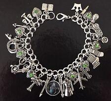 The Arrow Charm Bracelet, Jewellery, Jewelry, Tv Show, Green Arrow, Superhero