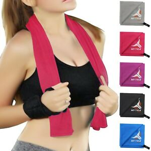 Mytra Fusion Gym Towel Multipurpose Light Weight Micro Fiber Fitness Towel