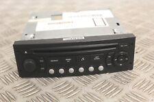 Auto radio CD origine - Peugeot 206 / 307 Citroen C2 C3 - RD4 B5 N1 KML