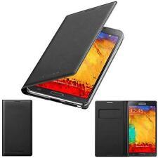 Samsung Original EF-WN900 Flip Cover Galaxy Note 3 N9005 Tasche Hülle Case SCHW