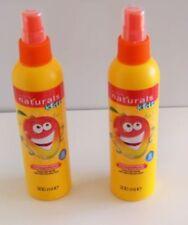 AVON Naturals Kids Magnificent Mango Detangling Spray  200ML X 2 (66)