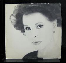 Ornella Vanoni - O LP VG+ CGD 20688 Stereo Italy 1987 Vinyl Record