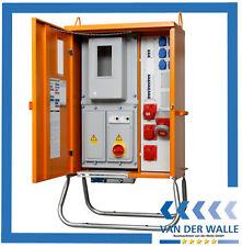 Merz Anschlussverteilerschrank allstromsensitiv M-AVEV 63/211-6/FU2