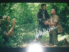 Michael Koske The Walking Dead Signed Autographed Authentic 8x10 Photo Walker #4