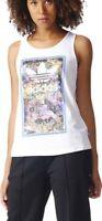 Women's Adidas Originals 'Tongue' Vest Top (BK2250)