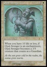 MTG 4x OPAL AVENGER - Urza's Legacy *Rare Enchantment*