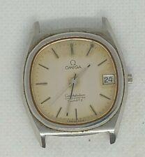 Mens Omega Constellation cal.1333 chronometer Quartz watch for parts or repair