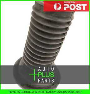 Fits TOYOTA COROLLA SPACIO NZE121/ZZE122 - Front Shock Absorber Strut Cover Boot