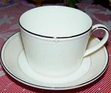 MONIQUE LHUILLIER for ROYAL DOULTON - ATELIER - TEA CUP and SAUCER - NEW