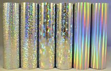 Craft Dragon foil 6 pack holographic TODO foil hot foiling stamping print 53 p/m