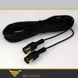 (4,03€/m) Powerlink Kabel MK3 dünn 7m für B&O BANG & OLUFSEN BeoSound BeoLab