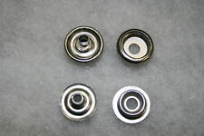 Press Studs Marine Grade Stainless Steel 50 Pack