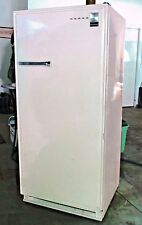 Vintage PINK Norge Refrigerator Freezer Self-D-Frost WORKING! Model 711-182-1