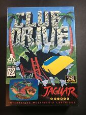 Club Drive - Atari Jaguar - Brand New Sealed 1994